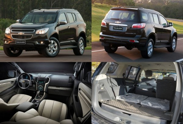 Между УАЗ «Патриот» и «Прадо»: Чего ждать от Chevrolet TrailBlazer 2 c пробегом